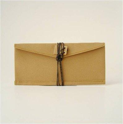 獨家 韓國 日本 牛皮紙 卡片套 筆袋 聖誕禮物 禮物 創意 設計 銀包 散紙包 化妝袋 $48 包郵