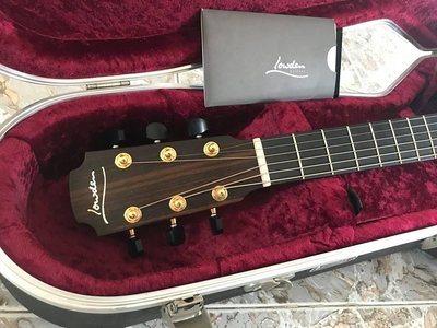 Lowden F32c Acoustic guitar +pickup