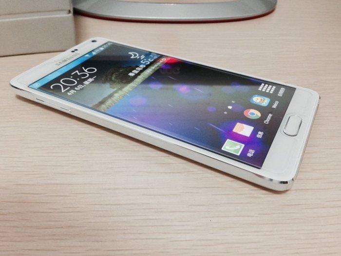 『皇家昌庫』Samsung N910U note4  白色 95%成新 盒裝配備齊全 外觀超漂亮 店家保固