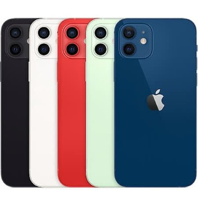 ☆土城門市☆蘋果 iPhone 12 128G 攜碼中華電信金好講398方案 手機20300元 板橋/中和