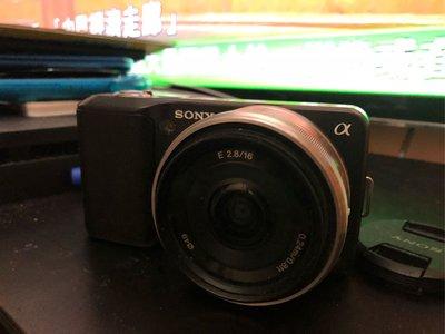 Sony NEX 3 連16 2.8
