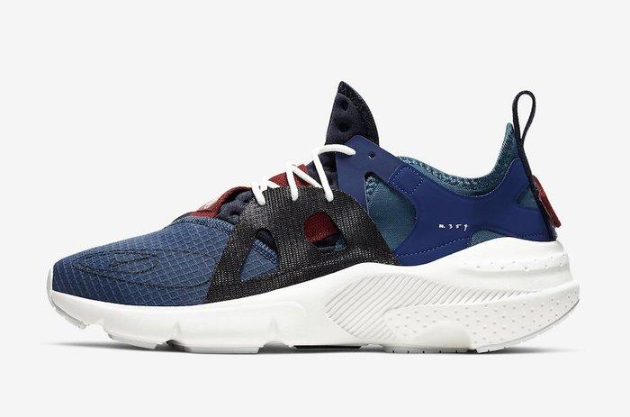 沃皮斯§Nike N354 Huarache Type Olive 襪套 休閒 海軍藍 男款 BQ5102-400