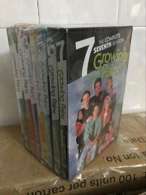 外貿影音 包郵英文原版美劇Growing Pains成長的煩惱1-7季完整珍藏版22DVD
