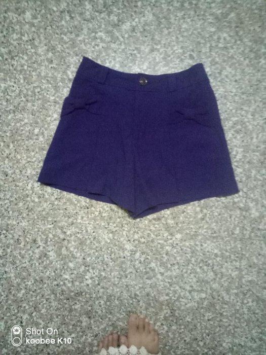 susu高單價日本品牌復古金釦百摺褲裙