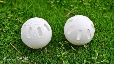 (周年慶+週週抽活動請見內文)東森&民視新聞專訪*超威*威浮球 Wiffle Ball$70(公司開發票)1新球+1刮球