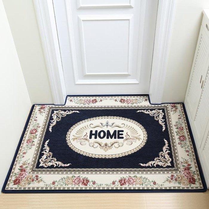 地毯 簡約入戶門地墊家用腳墊進門門廳地毯門墊門口臥室防滑墊定制墊子Y-優思思