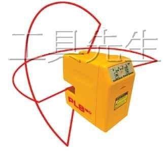 含稅價/PLS180【工具先生】美國製 雷射水平儀。墨線雷射儀 外牆鷹架 貼牆用 十字雷射