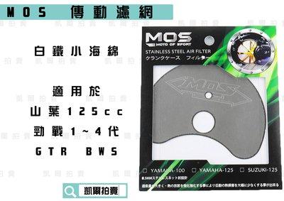 MOS 傳動濾網 濾網 白鐵小海綿 替代小海綿 適用 勁戰 新勁戰 五代戰 四代戰 三代戰 GTR BWS R