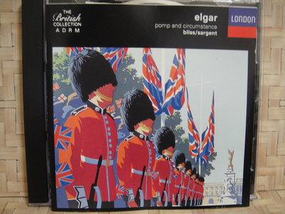 J7119 艾爾加 Elgar   威風凜凜進行曲 Pomp and Circumstance / 西德版 保存新