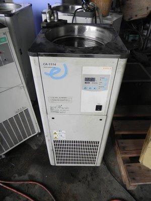 東京理化EYELA CA-1114 低溫冷卻水槽 冷卻水循環機 冰水機