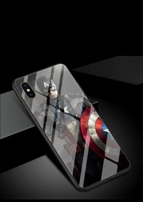Marvel Captain America iPhone 手機殼 Phone Case