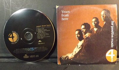 CD for positive music-Years from here~10HJ21C05~
