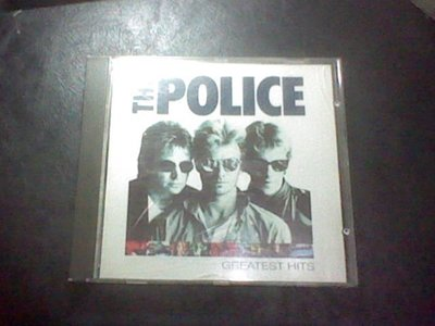 THE POLICE/GREATEST HITS  MADE IN FRANCE  無IFPI