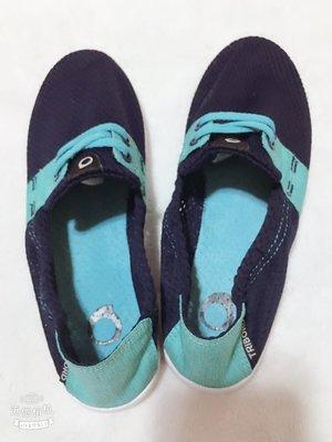 【TRIBORD】輕薄透氣無重量快乾(也可當沙灘鞋)藍23.5