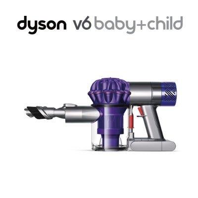 dyson V6 baby+child 無線除塵蹣機 HH08 手持吸塵器 無線 氣旋 清潔 便攜式 恆隆行公司貨