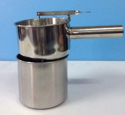 【東園餐飲設備】  專利不鏽鋼粉漿壺 / 雞蛋糕 紅豆餅好幫手