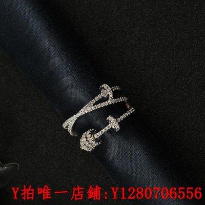 戒指【直營】APM Monaco新款小眾純銀時來運轉情侶對戒指環戒指禮物滿額免運