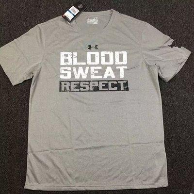 【現貨】牛頭Tee WWE背心巨石強森運動The rock 同款健身透氣彈性T恤上衣