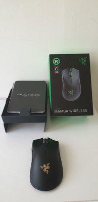 Razer 雷蛇 Mamba Wireless 曼巴 RGB 無線 電競 滑鼠