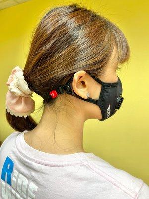RIDEA口罩減壓舒適帶 一般口罩也適用  適用「RIDEA雙氣閥抗霾立體口罩」