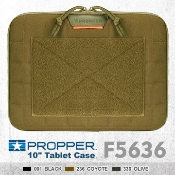 【IUHT】PROPPER Tablet Case with Stand 10吋平版保護套附支架