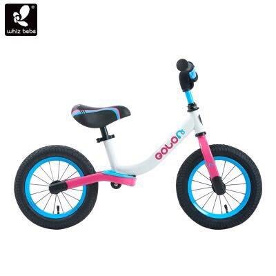 英國 Whiz bebe 酷LOVE平衡滑步車/粉色