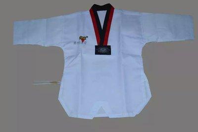 ATAK跆拳道道服/兒童成人道服上衣/長袖道服訓練表演服/可繡字可印字