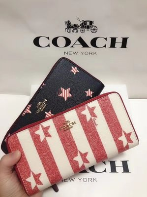 【小怡代購】 全新 COACH 3117 3116 美國正品代購新款女夾 長款錢包 長夾 多卡位皮夾 超低直購
