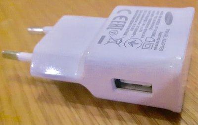 100%全新「samsung」EP-TAI2EWE 原裝 USB 充電器 Charger 輸出 5v / 2A