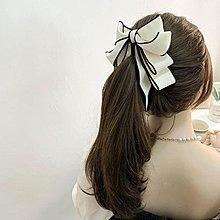 FN 韓國飾品 髮飾 氣質壓克力 媲美法國 亞歷山卓 立體蝴蝶結 香蕉夾 扭夾 豎夾 抓夾 髮夾
