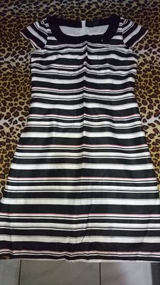 Paul Smith 橫條紋洋裝/連身裙(80)