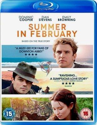 【藍光電影】二月之夏 2013含蓄而深情的英倫電影  38-064