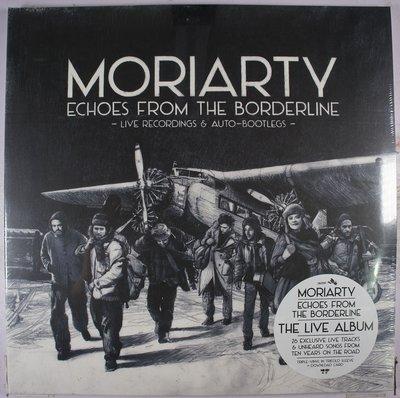 《全新歐版黑膠》MoriArty - Echoes from the borderline (3LP)