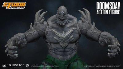 超級英雄 武力對決 Injustice: Gods Among Us DOOMSDAY 末日~2020/3月上市