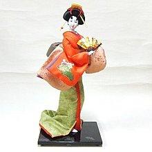 III~日本代購~日本製日本人形 尾山人形造型招財開運招財公仔MS-0207X模型zak擺飾==