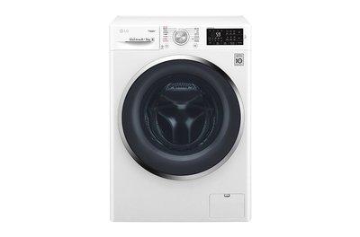 LG樂金9公斤洗脫烘滾筒洗衣機 WD-S90VDW 另有F2514DTGW WD-S16VBD WD-S18VBW 台北市