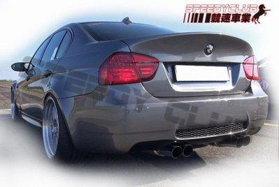 競速 BMW REAR BUMPER - E90 M3 後保桿