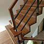 日式鐵上型樓梯扶手