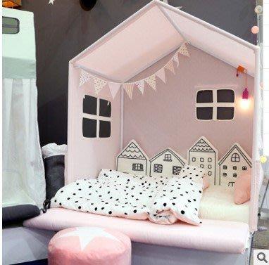 小若麻☆好好Buy  INS風 小房子床圍系列兒童床圍軟包防撞頭保護靠墊牆壁裝飾(ㄧ組$720)