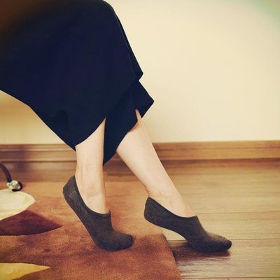 襪子女短襪春秋全棉船襪隱形女士襪子淺口低筒純棉襪防滑運動襪套