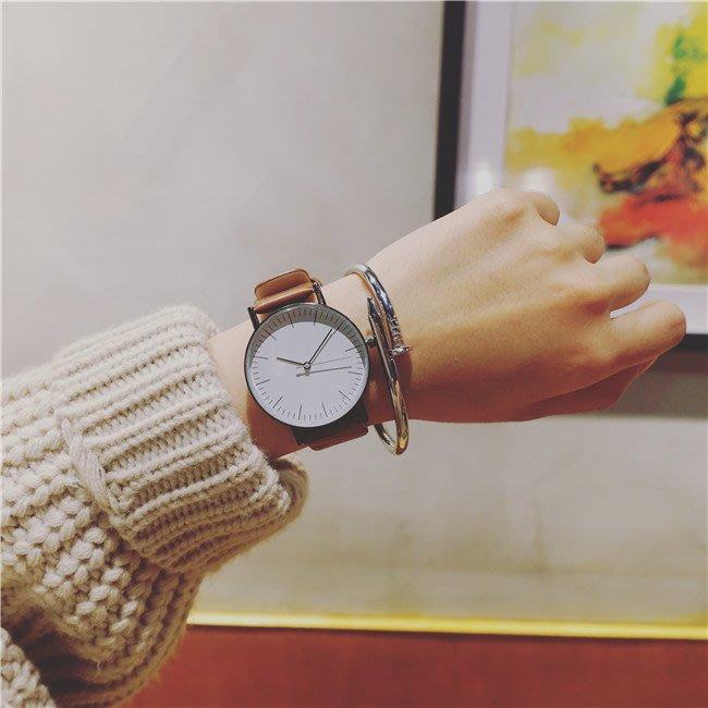 北歐美學 帆布手錶【買1送1】對錶 情侶錶 簡約皮革 韓風【WA726】生日 尾牙 交換 情人節 聖誕節 禮物