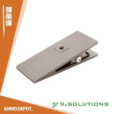 【AMMO DEPOT.】 9.Solutions 運動攝影機 穿戴夾 #9.XA1013