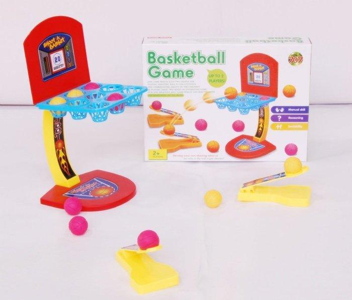 籃球九宮格  可愛籃球機   桌遊遊戲