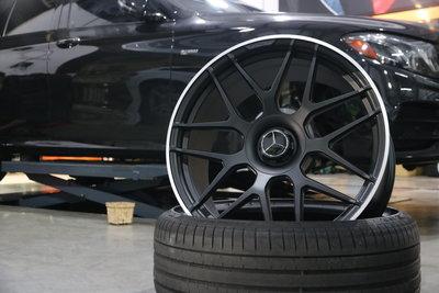 黃帝的店~BENZ W213 W238 W205 GLC GLE GLS AMG式樣鋁圈~鍛造訂製~台灣生產18~22吋