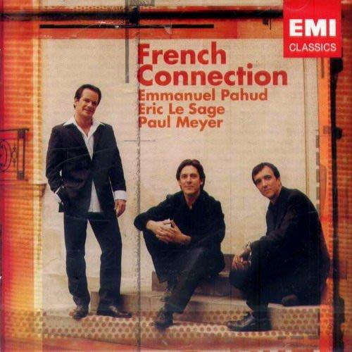 【舊版】法國情緣 French Connection / 帕胡德&沙傑&梅耶兄弟 --- 724355794826