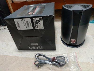 微星 MSI Vortex G65 i7-6700K GTX1080M 8GB x2 無作業系統 無保固