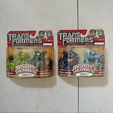 變形金剛 Transformers Movie Robot Heroes Optimus Prime Blackout Barricade Ratchet