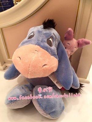 香港 迪士尼代購 Disney 小豬 屹耳 玩偶 (香代兒)