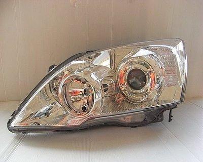 ※Tokyo東京車燈部品※本田 CRV 3代 07 08 09 10 11 12  2.0專用 原廠型晶鑽魚眼大燈單邊價