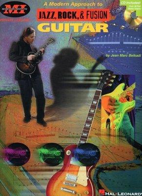 [ 反拍樂器 ] A modern approach to Jazz,Rock & Fusion guitar